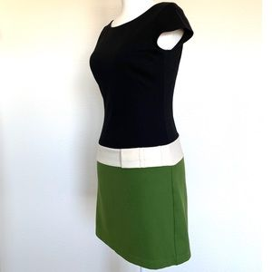 Cute & Flattering Retro Mini Dress by Bailey 44